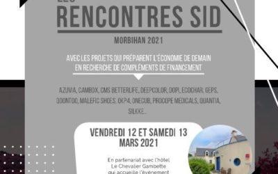 12 et 13 mars 2021 : l'hôtel accueille les rencontres SID Network
