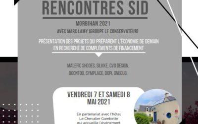 7 et 8 mai 2021 : l'hôtel accueille les rencontres SID Network